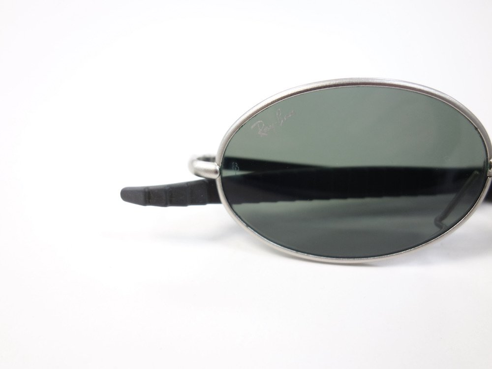 VINTAGE RAY-BAN BAUSCH&LOMB社製 ROUND METAL サングラス MADE IN USA USED