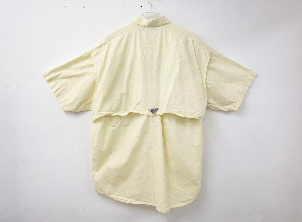 Columbia PFG S/S フィッシングシャツ #1 USED