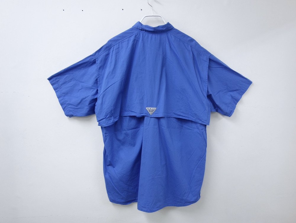 Columbia PFG S/S フィッシングシャツ #10 USED
