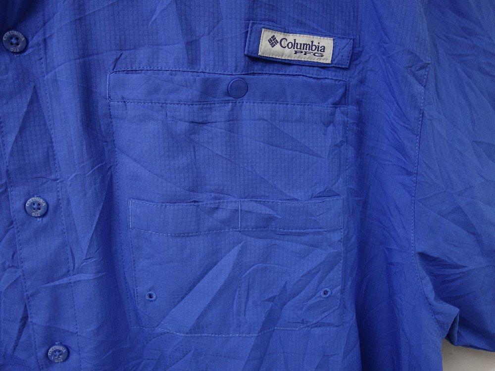 Columbia PFG S/S フィッシングシャツ #11 USED
