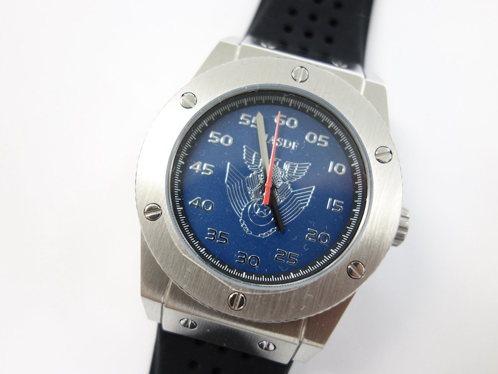 限定モデル 村松時計製作所×航空自衛隊 JASDF自動巻き腕時計 NEW