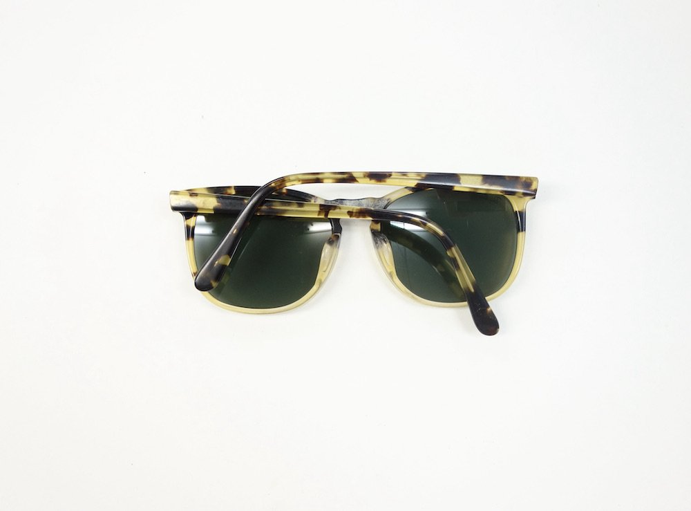 VINTAGE RAY-BAN BAUSCH&LOMB社製 TRADITIONALS KISSENA(#12) 54□18 サングラス MADE IN USA USED