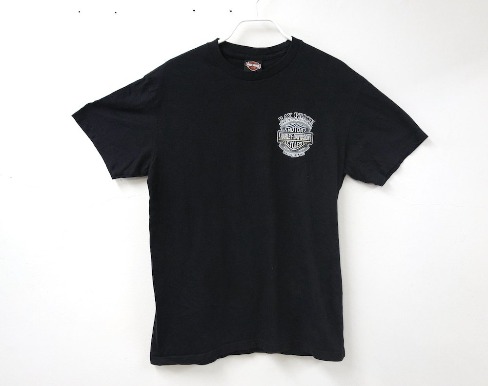 Harley-Davidson ハーレーダビッドソン Tシャツ USED