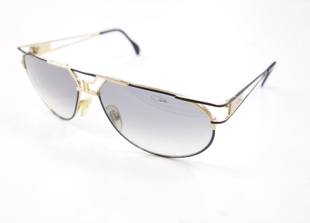 VINTAGE CAZAL カザール メタルフレーム サングラス メガネ MADE IN GERMANY  USED