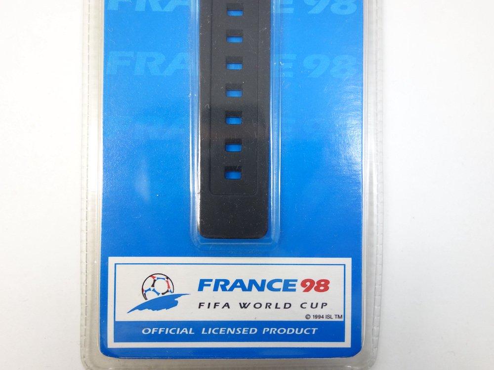 FIFA 98 年ワールドカップ フランス大会 イタリアモデル 腕時計 DEAD STOCK