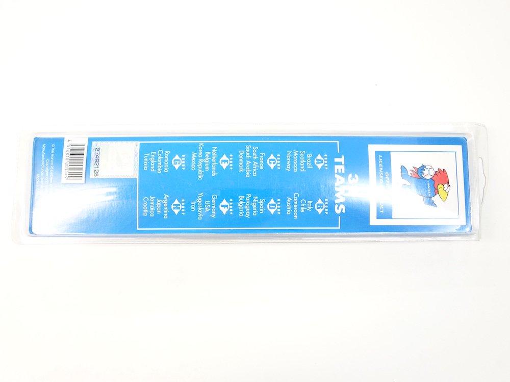 <img class='new_mark_img1' src='https://img.shop-pro.jp/img/new/icons15.gif' style='border:none;display:inline;margin:0px;padding:0px;width:auto;' />FIFA 98 年ワールドカップ フランス大会 ブラジルモデル 腕時計 NEW USED