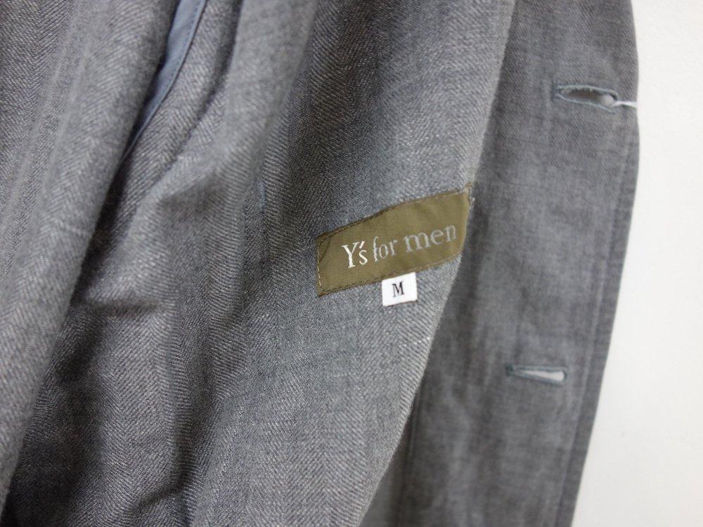 Y's  for men YOHJI YAMAMOTO リネンジャケット MADE IN JAPAN  USED