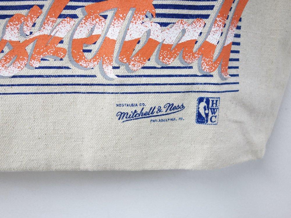 Mitchell & Ness New York Knicks NBA トートバッグ