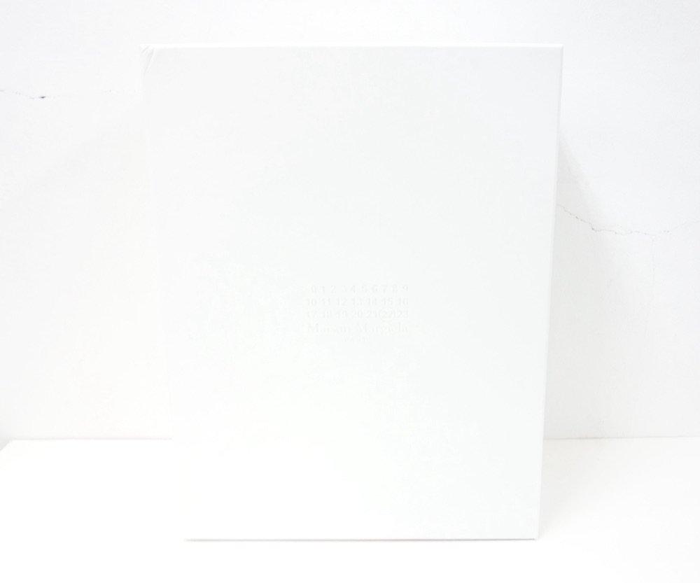 <img class='new_mark_img1' src='https://img.shop-pro.jp/img/new/icons15.gif' style='border:none;display:inline;margin:0px;padding:0px;width:auto;' />Maison Margiela メゾンマルジェラ  Tabi ハイトップ スニーカー NEW