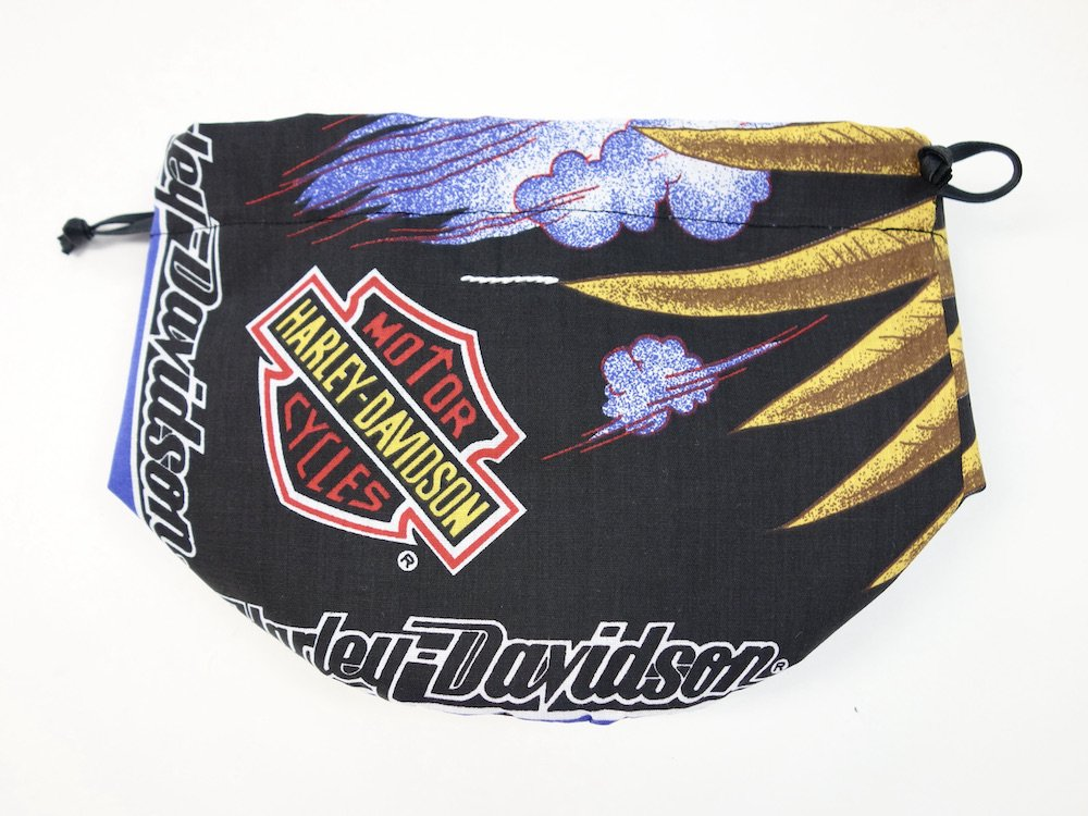 <img class='new_mark_img1' src='https://img.shop-pro.jp/img/new/icons15.gif' style='border:none;display:inline;margin:0px;padding:0px;width:auto;' />SEW UP PERSONAL EFFECT Harley-Davidson BAG