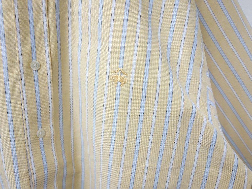 BROOKS BROTHERS  BD オックスフォード ストライプシャツ USED