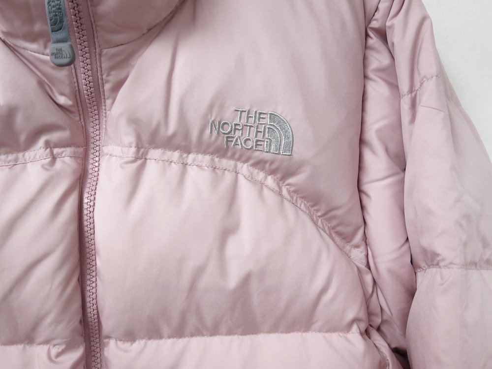 <img class='new_mark_img1' src='https://img.shop-pro.jp/img/new/icons15.gif' style='border:none;display:inline;margin:0px;padding:0px;width:auto;' />THE NORTH FACE ノースフェイス ヌプシ ダウンジャケット pink USED