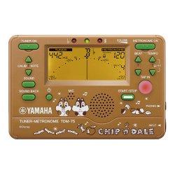 数量限定 ヤマハ チューナー&メトローム TDM-75DCD チップ&デール