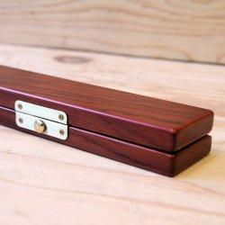 木製弓ケース バイオリン・ビオラ用