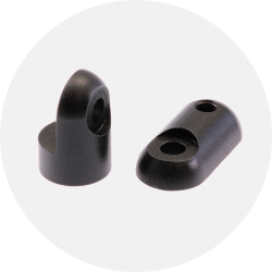 ErgoPack with screws/rings for KorfkerRest | 接続パーツ