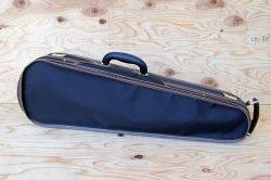 Fiumebianca バイオリンケース 木製 ブラック