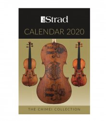 The Strad Calendar 2020: The Chimi Collectione