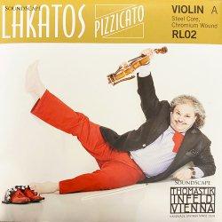 バイオリン弦 ラカトシュ A線