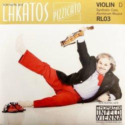 バイオリン弦 ラカトシュ D線