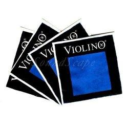 バイオリン弦 ビオリーノ 1/4-1/8 E,A,D,G線セット