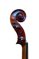 LOUIS DELIGNON バイオリン ca1944 certificate by Guy Coquoz