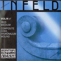 バイオリン弦 インフェルド 青 D線