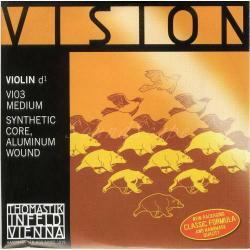 バイオリン弦 ヴィジョン D線