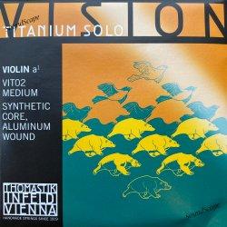 バイオリン弦 ヴィジョン チタニウム ソロ A線
