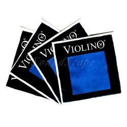 【数量限定・60%OFF】 バイオリン弦 ビオリーノ E,A,D,G線セット