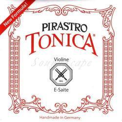 バイオリン弦 トニカ E線 スチール