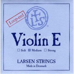 バイオリン弦 ラーセン E線 スチール
