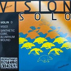 バイオリン弦 ヴィジョン ソロ D線
