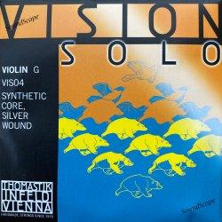 バイオリン弦 ヴィジョン ソロ G線