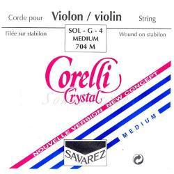 バイオリン弦 クリスタル G線