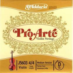 バイオリン弦 プロアルテ D線