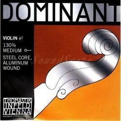 バイオリン弦 ドミナント 3/4 E線