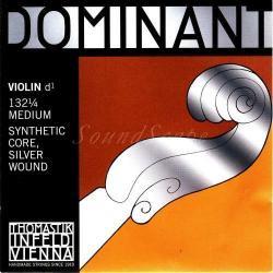 バイオリン弦 ドミナント 1/4 D線