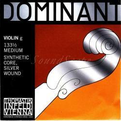 バイオリン弦 ドミナント 1/2 G線