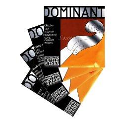 ドミナント チェロ弦 A,D,G,C線セット