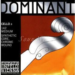 ドミナント チェロ弦 A線