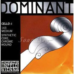 ドミナント チェロ弦 D線