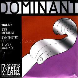ドミナント ビオラ弦 C線