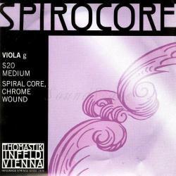 スピロコア ビオラ弦 G線