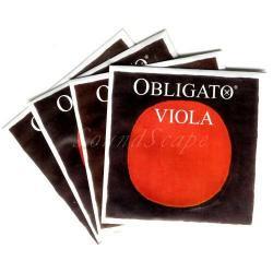 オブリガート ビオラ弦 A,D,G,C線セット