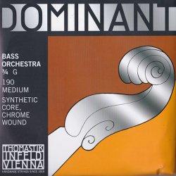 ドミナント コントラバス弦 G線