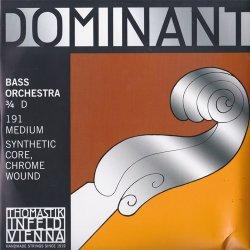 ドミナント コントラバス弦 D線