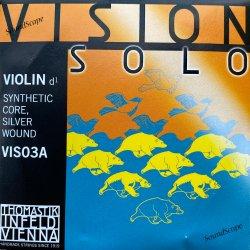 バイオリン弦 ヴィジョン ソロ D線シルバー
