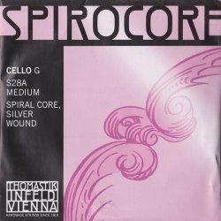 スピロコア チェロ弦 G線 シルバー巻