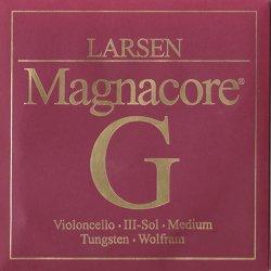 ラーセン マグナコア チェロ弦 G線