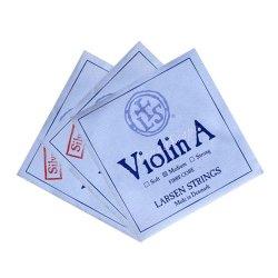 バイオリン弦 ラーセン A(シンセティック),D(アルミ巻),G線セット